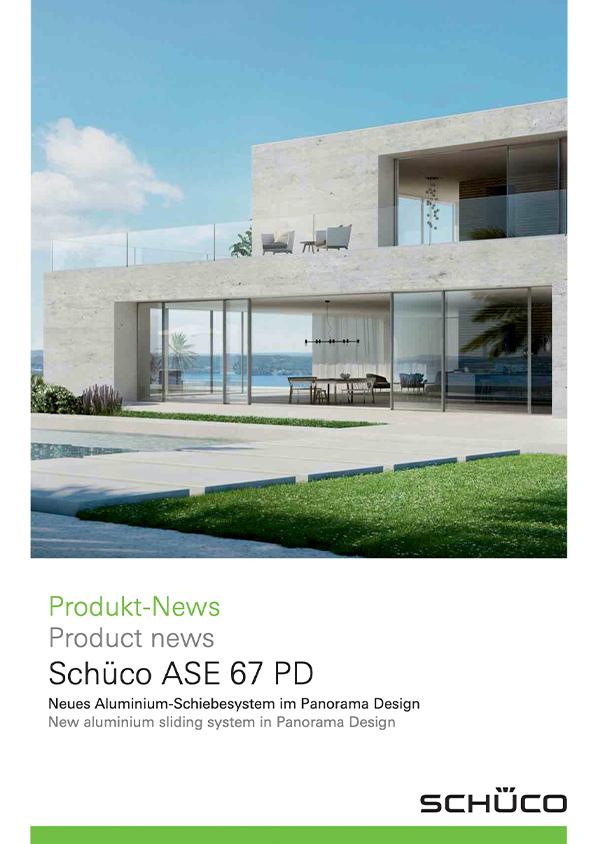 Schueco ASE-67 Brochure